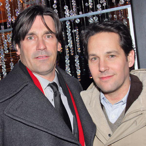 Jon Hamm, Paul Rudd