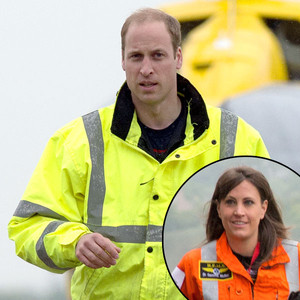 Prince William, Dr. Gemma Mullen
