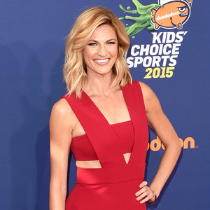 Erin Andrews, Nickelodeon Kids' Choice Sports Awards