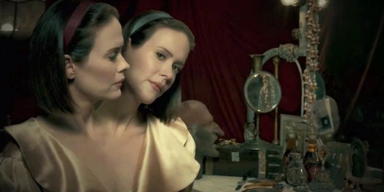 Sarah Paulson, American Horror Story Freak Show