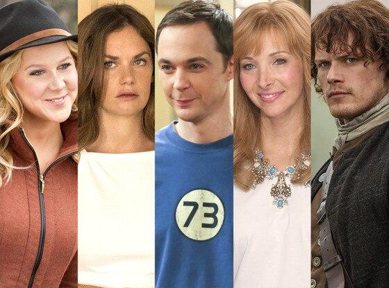 Emmy Snubs, Ruth Wilson, Jim Parsons, Lisa Kudrow, Sam Heughan, Amy Schumer