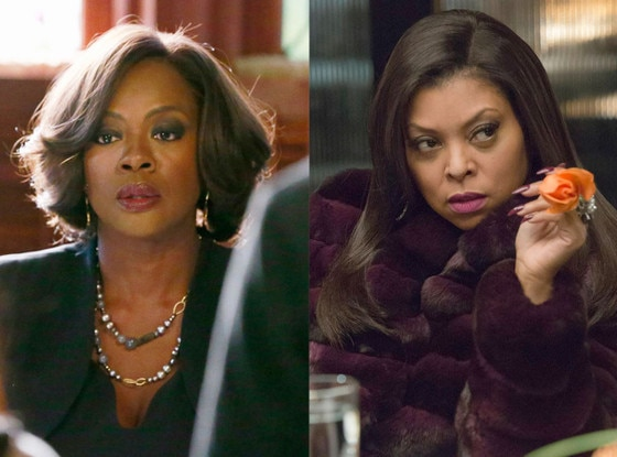 How To Get Away With Murder, Viola Davis, Empire, Cookie Lyon, Taraji P. Henson
