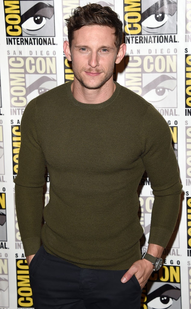 Jamie Bell, Comic-Con