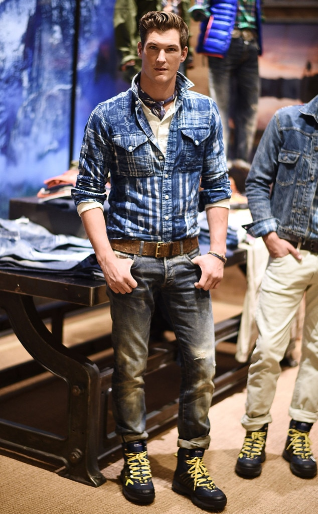 Polo Ralph Lauren From Best Looks From New York Men 39 S Fashion Week Spring 2016 E News