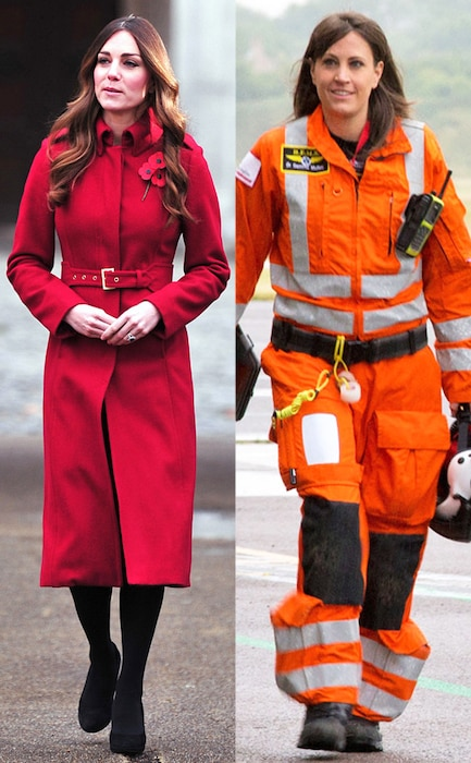 Dr. Gemma Mullen, Kate Middleton