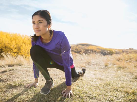 Exercise, Girl Running