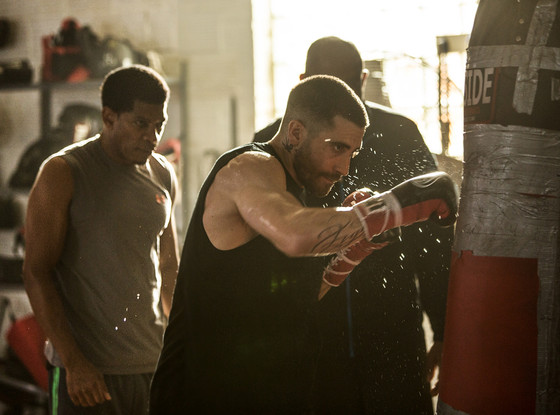 Jake Gyllenhaal, Forest Whitaker, Southpaw