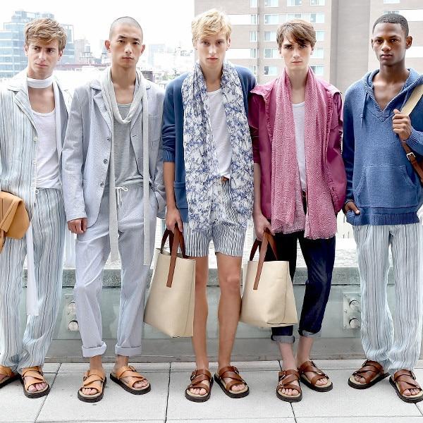 Michael Kors, Mens Fashion Week