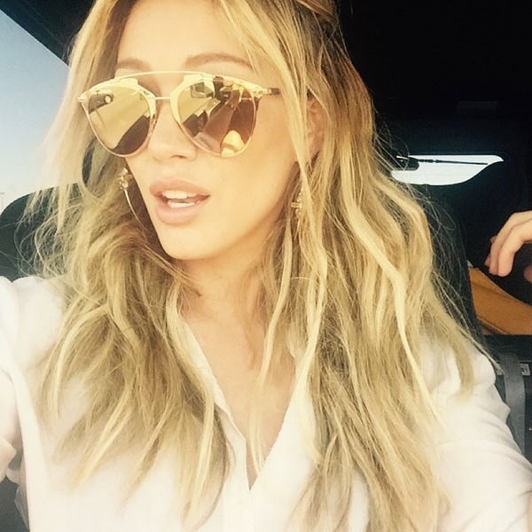Hilary Duff, Sunglasses