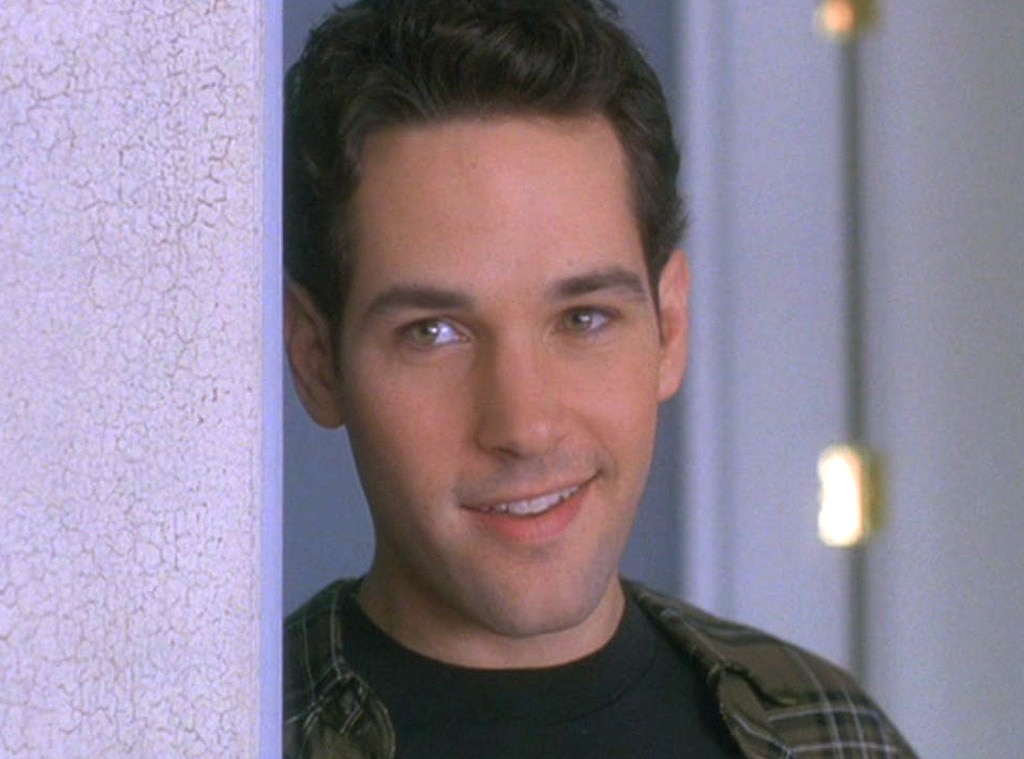 Paul Rudd, Clueless, Celeb Crushes