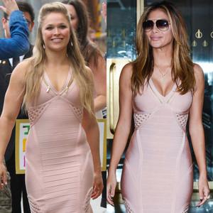 Ronda Rousey, Nicole Scherzinger