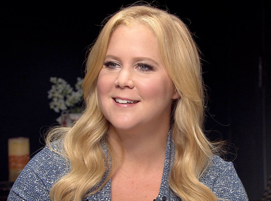 Amy Schumer, CBS SUNDAY MORNING WITH CHARLES OSGOOD