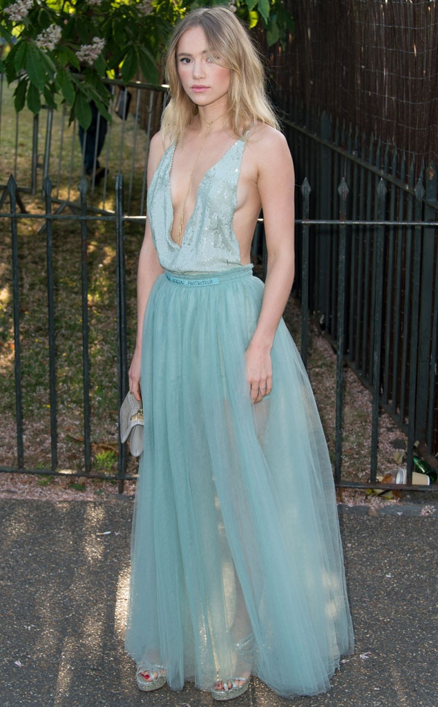Suki Waterhouse, Serpentine Gallery Summer Party
