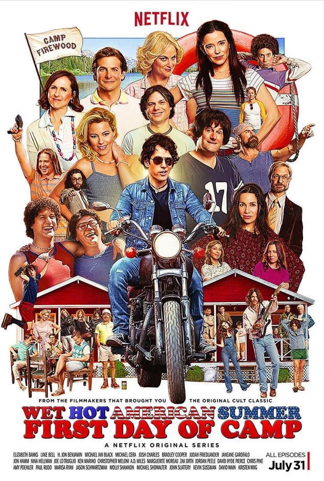 Wet Hot American Summer: Ten Years Later Saison 2