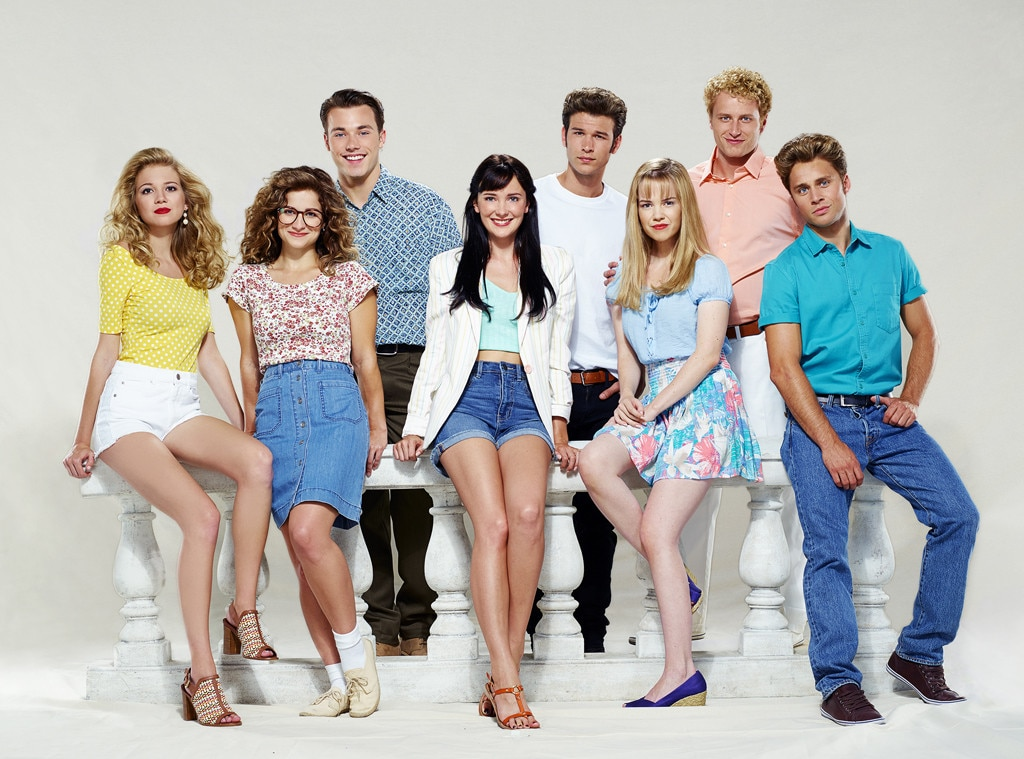 10 Ways Lifetime's Unauthorized Beverly Hills, 90210 Story ...