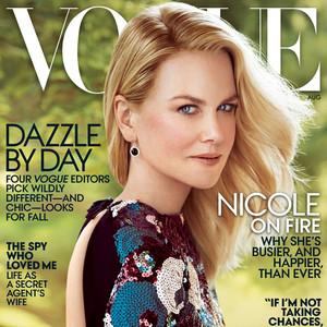 Nicole Kidman, Vogue Magazine