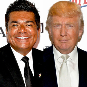 Donald Trump, George Lopez
