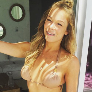 LeAnn Rimes, Bikini, Instagram