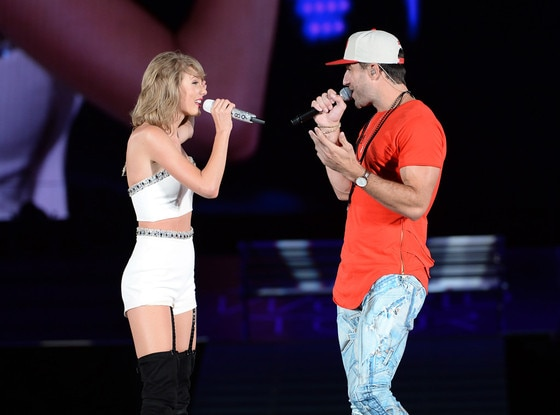 Taylor Swift, Sam Hunt