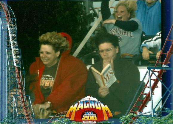 reading from staged roller coaster photos that will make you fall in love with staged roller