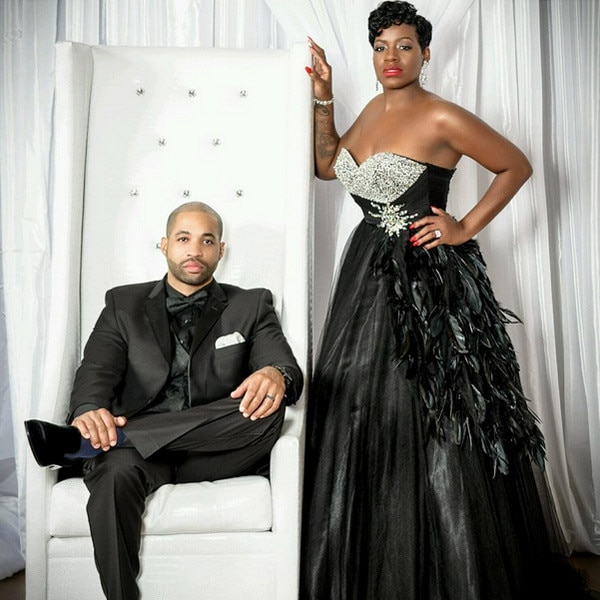 Fantasia Barrino Shares Wedding Pics From Her Amazing