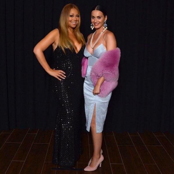 Mariah Carey, Katy Perry