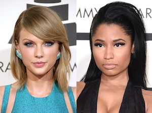 Nicki Minaj, Taylor Swift