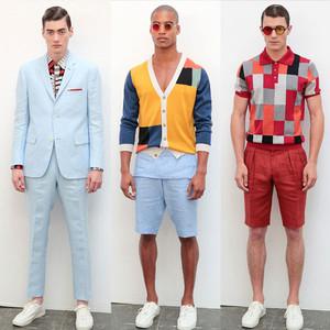 David Hart, Mens Fashion Week