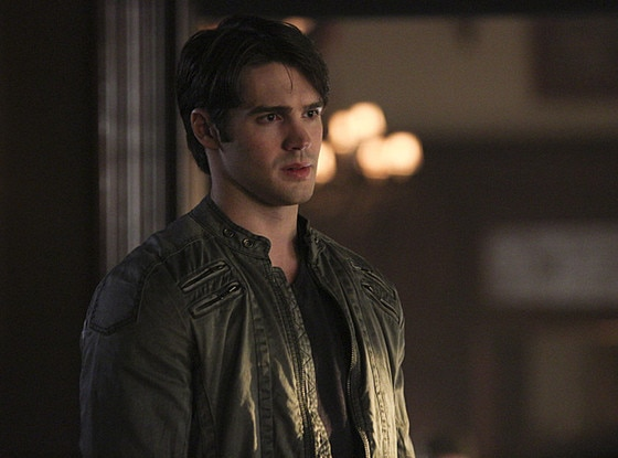 The Vampire Diaries, Steven R. McQueen