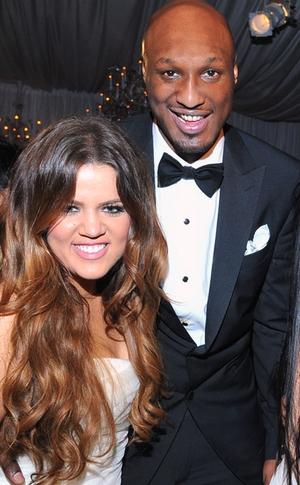 Khloe Kardashian, Lamar Odom, Kardashian Wedding