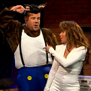 Opposites Attract Remake, Paula Abdul, James Corden
