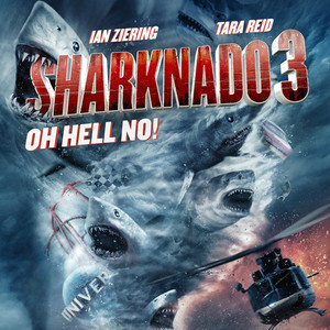 Sharknado 3: Oh Hell No!, Poster
