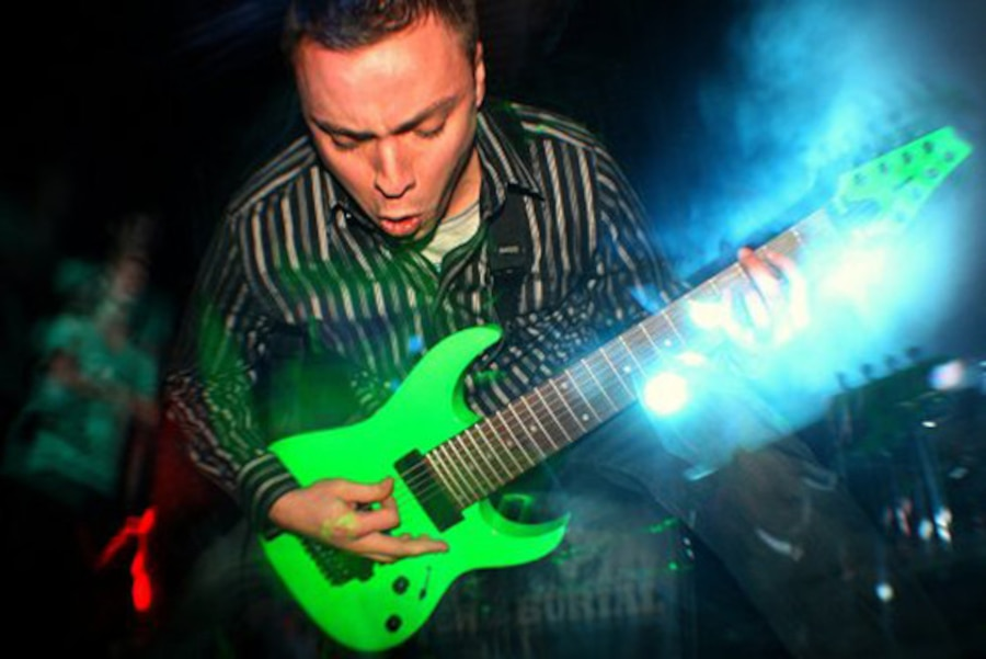 Justin Lowe, After The Burial