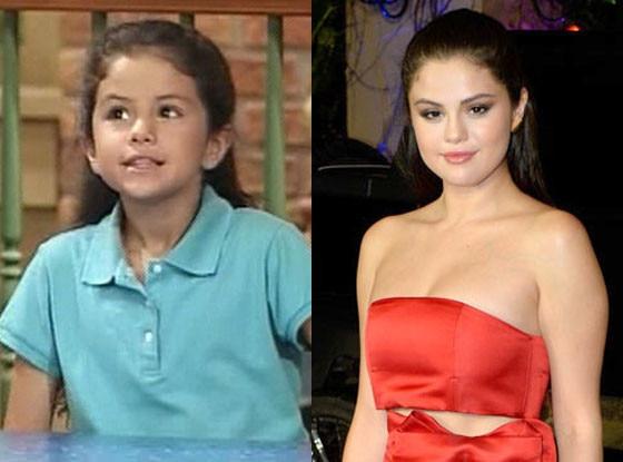Selena Gomez, Barney
