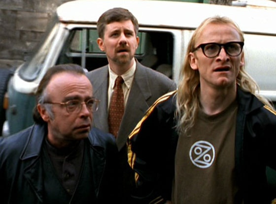 The Lone Gunmen, X-FIles