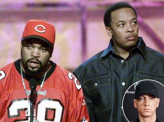 Dr. Dre, Ice Cube, Eminem