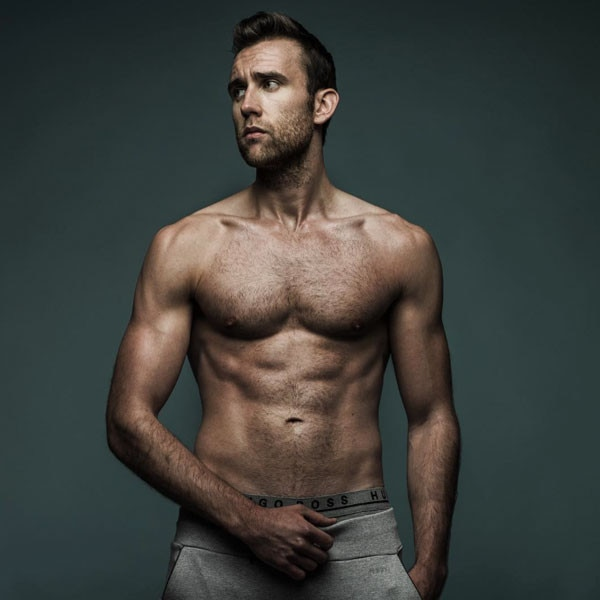 Harry Potter Actor Matthew Lewis Checks out Flannels for Heroes ...