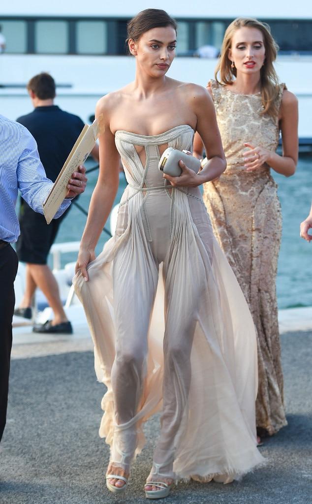 Irina Shayk, St. Tropez