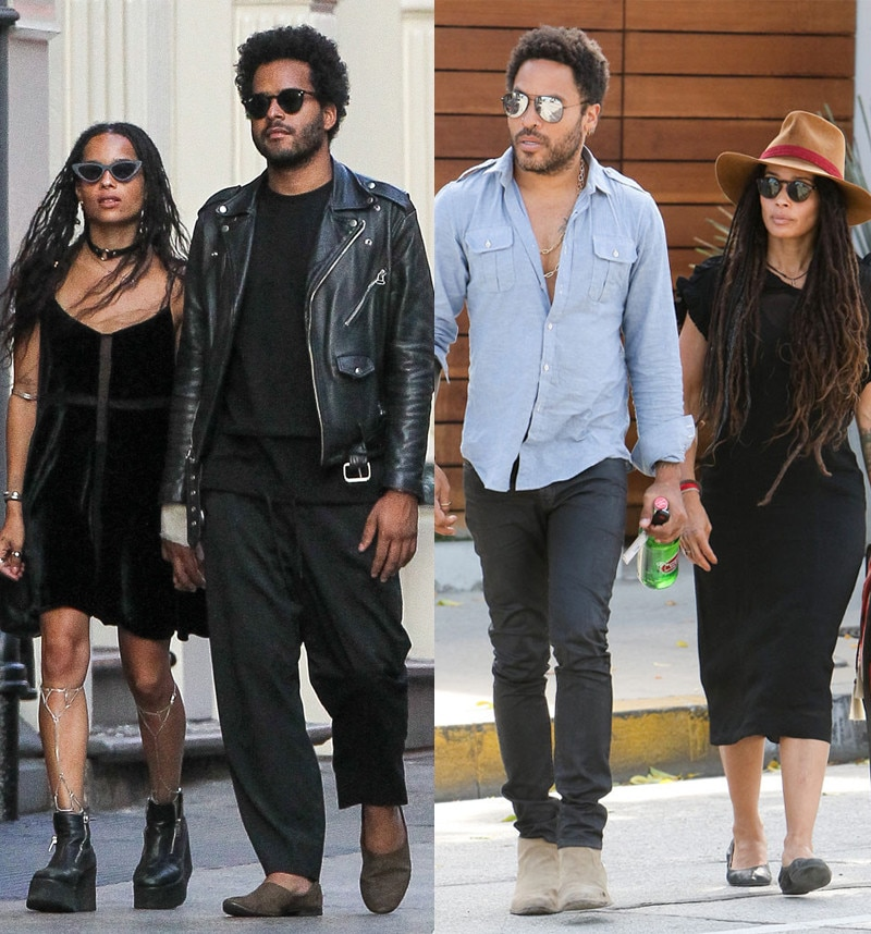 Zoe Kravitz, Twin Shadow, Lenny Kravitz, Lisa Bonet
