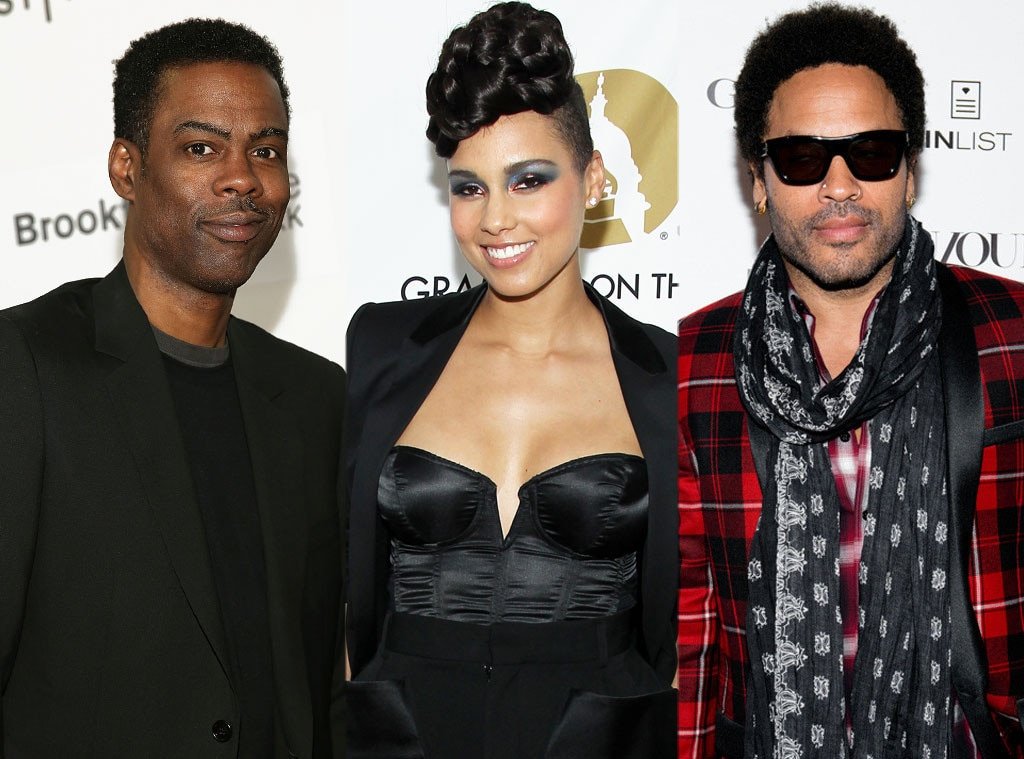 chris rock alicia keys lenny kravitz more empire fox from look who 39 s coming to tv 50. Black Bedroom Furniture Sets. Home Design Ideas