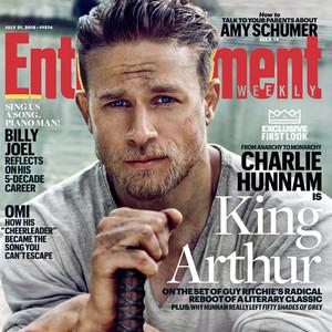 Charlie Hunnam, King Arthur, EW