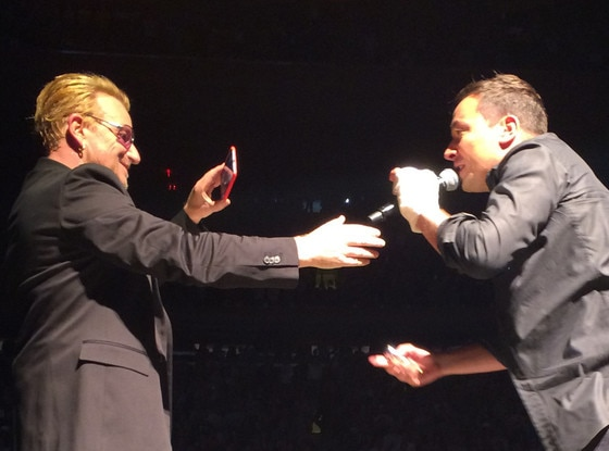 Bono, Jimmy Fallon