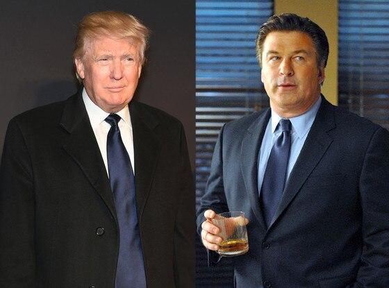 Donald Trump, Alec Baldwin