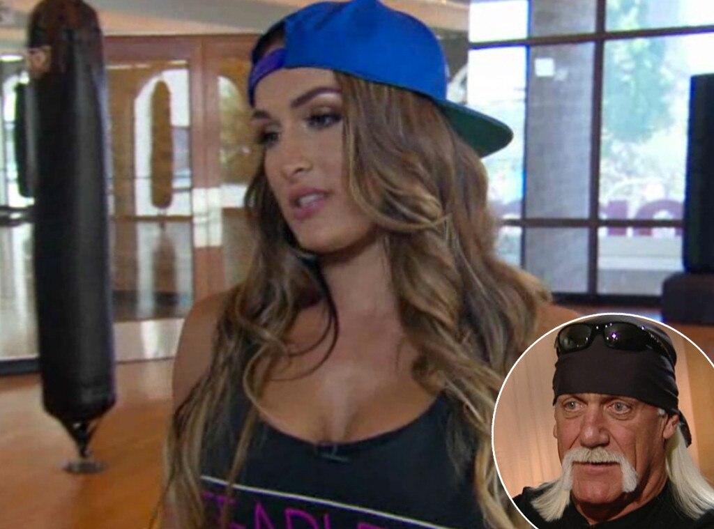 Nikki Bella, Hulk Hogan