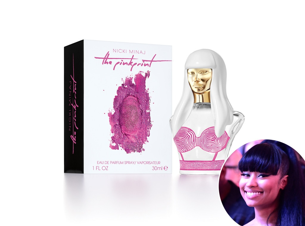 Nicki Minaj, Perfume, The Pinkprint