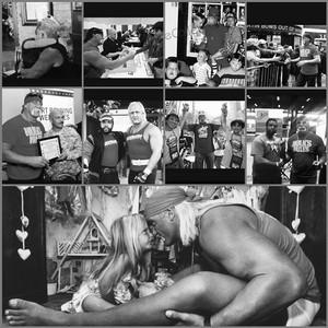 Hulk Hogan, Brook Hogan