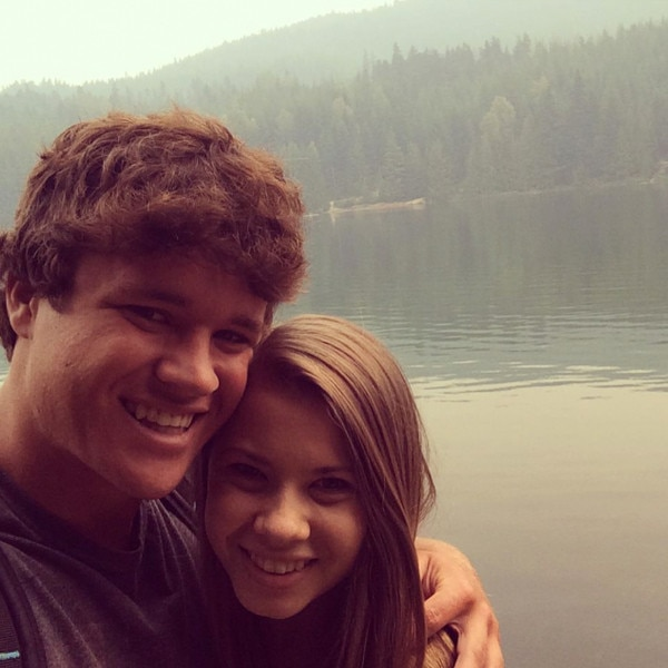 Anele Mdoda Sends Her Boyfriend The Sweetest Birthday: Bindi Irwin's Boyfriend Chandler Powell Sends Her A Sweet