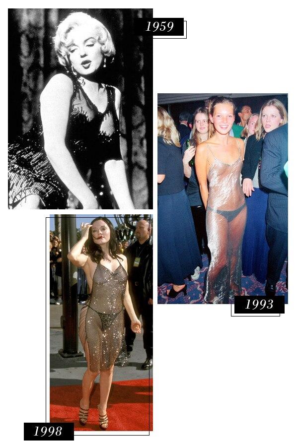 ESC, History of the Naked Dress