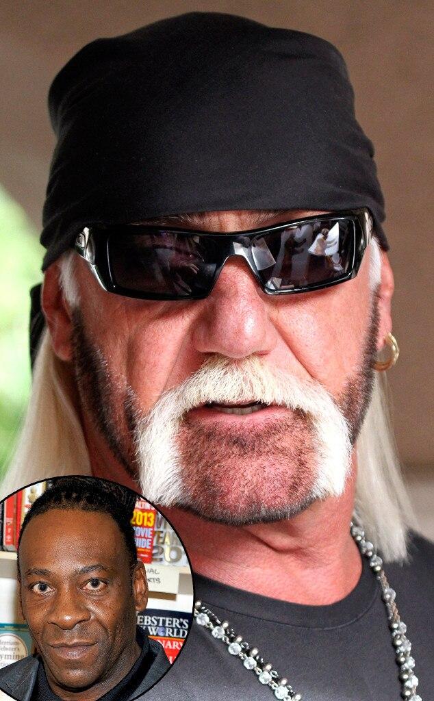 Hulk Hogan, Booker T. Huffman