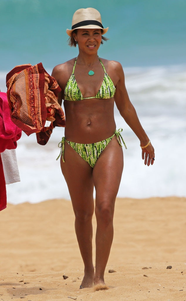 Jada Pinkett Smith, Bikini